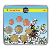 France 2020 : Miniset 'Lucky Luke' (500 Exemplaires Numérotés) - DISPONIBLE EN FRANCE - France