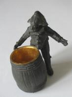 Joli Personnage Type Arlequin, En Bronze ?   **** EN ACHAT IMMEDIAT **** - Bronzi