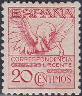 1929. * Edifil: 454. PEGASO - Ongebruikt