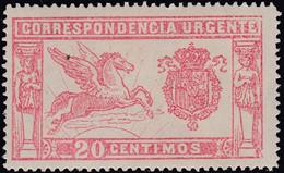 1905. * Edifil: 256b. PEGASO - Ongebruikt
