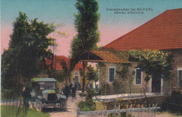 Liban-  Beyrouth-- Promenades Bicfaya---  Hotel Egypte--  Voiture Ancienne - Líbano