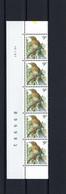 N°2426 Fluor Buzin Drukdatumstrook 10.I.97 Onpaar MNH ** POSTFRIS ZONDER SCHARNIER SUPERBE - 1985-.. Birds (Buzin)