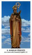 S. AURELIO V. Arghillà (RC)  - M - PR -  Mm. 75 X 125 - Religion & Esotericism