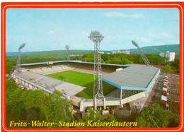 Postcard Stadium Kaiserslautern Germany Stadion Stadio - Estadio - Stade - Sports - Football  Soccer - Fútbol