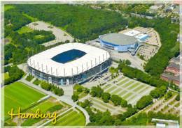 Postcard Stadium Hamburg Germany Stadion Stadio - Estadio - Stade - Sports - Football  Soccer - Calcio