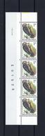 N°2349 H4 Buzin Drukdatumstrook 12.II.90 Paar MNH ** POSTFRIS ZONDER SCHARNIER SUPERBE - 1985-.. Birds (Buzin)