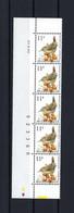 N°2449 CPL Buzin Drukdatumstrook 27.IV.92 Paar MNH ** POSTFRIS ZONDER SCHARNIER SUPERBE - 1985-.. Pájaros (Buzin)
