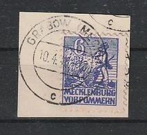 SBZ. Nr 33 X Gest - Zona Sovietica