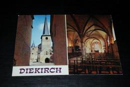 26619-                   LUXEMBOURG, DIEKIRCH - Diekirch