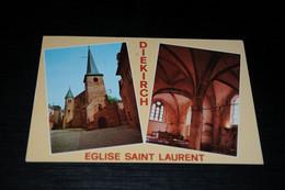 26620-                   LUXEMBOURG, DIEKIRCH, EGLISE SAINT LAURENT - Diekirch