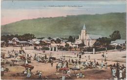 Port-au-Prince - Eglise Ste-Anne - Haiti