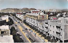 MAROC Morroco - Avenue Mangin ( Pub Murale France Auto CHEVROLET - GENERAL MOTORS ) Jolie CPSM PF - Maghreb Afrique - Marrakech