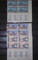 COINS DATES MONACO 1982 ETAT LUXE YT 1355 A 1358 42,3€ Cote - Sin Clasificación