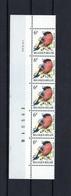 N°2295 S1 Buzin Drukdatumstrook 16.VI.88 Paar MNH ** POSTFRIS ZONDER SCHARNIER SUPERBE - 1985-.. Birds (Buzin)