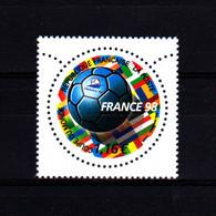F 2020/ N**/  1,16 € Reprise Du N° YT 3139 / Coupe Du Monde Football France 98 / Livret 50 Ans De L'Imprimerie - Nuovi