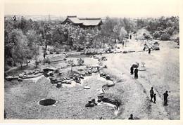 CHINA Chine : Parc Public / Public Park - CPSM Photo Format CPA - ASIE Asia Asien Azië  - - Chine