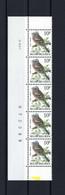 N°2351 S2 Buzin Drukdatumstrook 2.XII.91 Paar MNH ** POSTFRIS ZONDER SCHARNIER SUPERBE - 1985-.. Birds (Buzin)