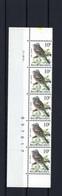 N°2351 S2 Buzin Drukdatumstrook 31.VII.91 Onpaar MNH ** POSTFRIS ZONDER SCHARNIER SUPERBE - 1985-.. Birds (Buzin)