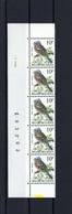 N°2351 H2 Buzin Drukdatumstrook 7.V.90 Paar MNH ** POSTFRIS ZONDER SCHARNIER SUPERBE - 1985-.. Birds (Buzin)