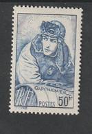 Variétés - 1940  -   N° 461c -   Papier Carton     - Neuf Sans Charnière - - Curiosità: 1970-79  Nuovi