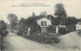 "/ CPA FRANCE 92 ""Rueil Malmaison, Hameau De La Jonchère"" - Rueil Malmaison"