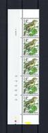N°PRE838 Fluor Buzin Drukdatumstrook 5.XII.95 Paar MNH ** POSTFRIS ZONDER SCHARNIER SUPERBE - 1985-.. Pájaros (Buzin)