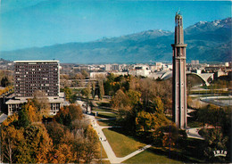 CPSM Grenoble-Parc Paul Mistral     L168 - Grenoble