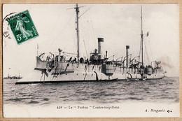 Mi095 Cpbat Marine Militaire Française Le FORBIN Contre-Torpilleur 1908 à GENITIER Rue De Grenelle Paris VII-BOUGAULT 4 - Krieg