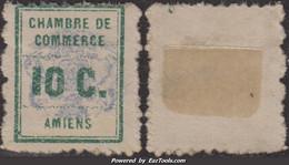 Grêve D'Amiens Neuf * Aspect TB (Y&T N° 1 , Cote 20€) - Sciopero