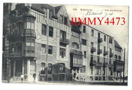 CPA - MIDDELKERKE Flandre Occidentale En 1910 - Villa Des Oiseaux - Edit. Th. Van Den Heuvel N° 108 - Scans Recto-Verso - Middelkerke