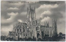 USA United States 1933 New York, Cathedral St. John The Divine - Otros