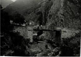 83 : Var - Estérel - Pont De Perthus - Très Belle Photo Animée - (11cm X 8,5cm) - 1906 - (voir Scan) - Autres Communes