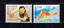 BELGIEN , Belgium , 1996 , ** , MNH , Postfrisch , Mi. Nr. 2698 - 2699 - Unclassified