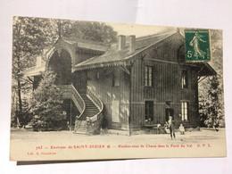 1908 Saint Dizier, Rendez Vous De Chasse Dans La Foret Du Val - Saint Dizier