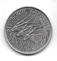 Gabon. 100 Francs 1975 (1032) - Gabon