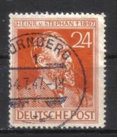 Gemeinschaftsausgaben Mi. 963 Gestempelt Nürnberg - Gemeinschaftsausgaben