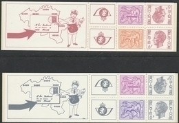 Boekjes 14/15 Elstrom ** - Booklets 1953-....