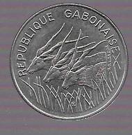 Gabon, 100 Francs 1977 (578) - Gabon