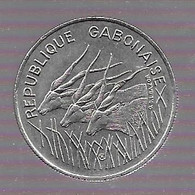 Gabon, 100 Francs 1977 (905) - Gabon