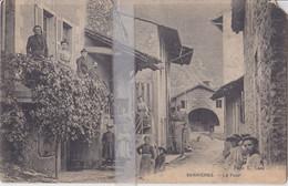 CPA SERRIERES-DE-BRIORD  LE FOUR - Other Municipalities