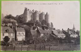 CPA - Indre-et-Loire (37) - Luynes - Le Château (façade Nord Ouest) - Luynes