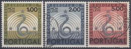 PORTUGAL 1967 Nº 1021/23 USADO - Used Stamps