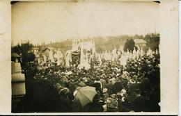 13349   - ANNECY :  Translation Des Reliques De .J.F De Sales Le 2 Aout 1911   Photo. Ad. Pariot  Cp Photo - Annecy-le-Vieux