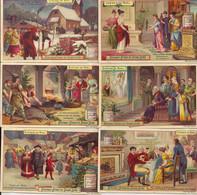 SCENES DE NOEL-VA238 (CAT.1954)-S416-1894 - Liebig