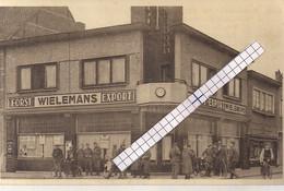 """CAPPELLEN-KAPELLEN """"CAFE RESTAURANT DE HOORN-J.MEYNCKENS-ALONSIUS""""FOTO HOELEN UITGIFTE 1935 - Kapellen"""