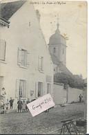 SOING La Poste Et L'Eglise - Andere Gemeenten