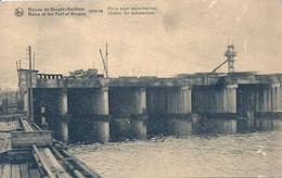 12 - 2020 - BELGIE - BELGIQUE - Flandre Occidentale - Brugge - Bruges - Ruines Guerre 39-45 - Abris Pour Sous Marins - Brugge