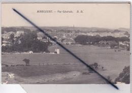 Mirecourt (88) Vue Générale - Mirecourt