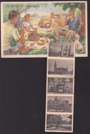 Groeten Uit Den Haag.  Carte à Système -Systeemkaart  Zie Scans - Den Haag ('s-Gravenhage)
