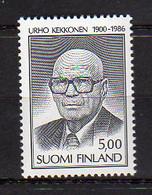 FINLANDE    Neuf **    Y. Et T.    N° 967       Cote: 2,50 Euros - Ungebraucht